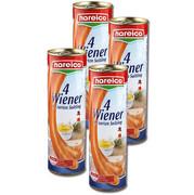 ドイツ・ウインナー300g缶詰4缶セット<常温配送料別>
