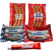 ドイツ・ソーセージミニサイズ味わいセット(冷蔵送料込み)